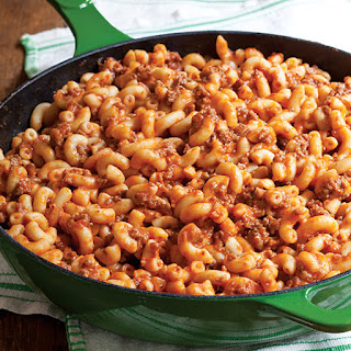 Chipotle Beefy Mac.