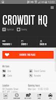 Screenshot of Crowdit