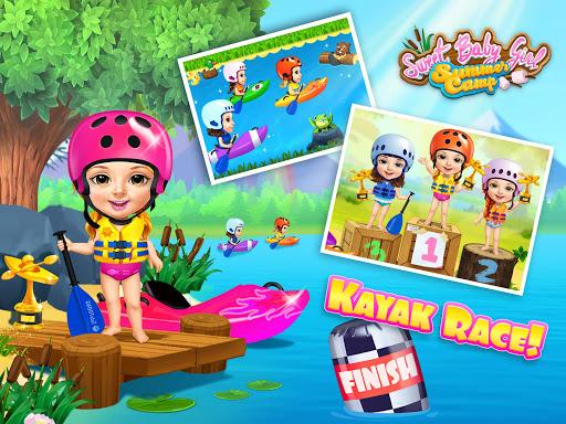 Sweet Baby Girl Summer Camp - Kids Camping Club  screenshots 19