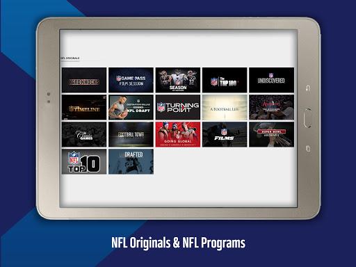 NFL Game Pass International 1.6.6 screenshots 13