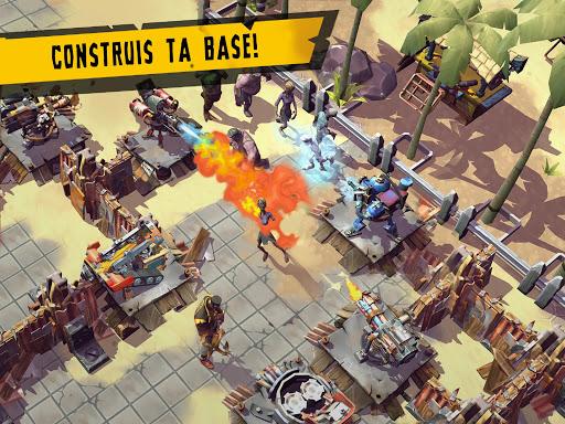 Télécharger Dead Island: Survivors - Zombie Tower Defense  APK MOD (Astuce) screenshots 4