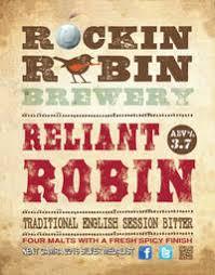 Logo of Rockin Robin Ruckin Robin