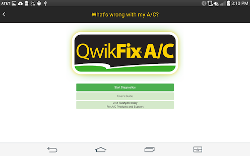 QwikFix A/C- screenshot thumbnail
