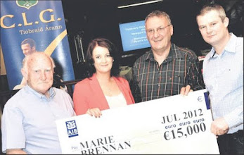 Photo: County Draw car winner