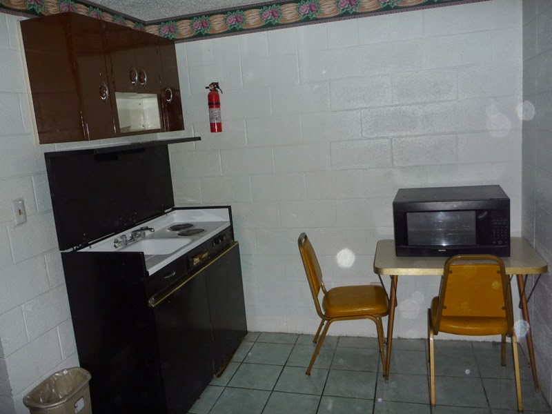 Photo: kitchen / dining corner.