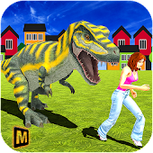 Dinosaur Rampage: City Battle