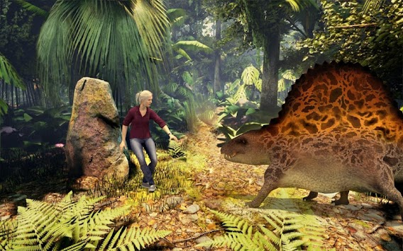 Jurassic Zoo World Has Fallen : Dinosaur Action apk screenshot