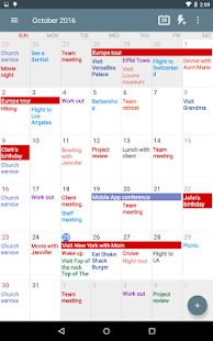 Calendar+ Schedule Planner Screenshot