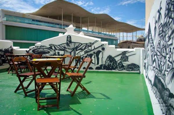 Feijo Hostel Porto Maravilha