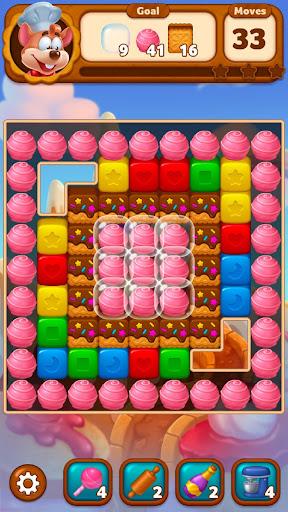 Sweet Blast: Cookie Land filehippodl screenshot 2