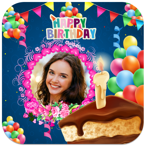 Birthday Photo Frames (app)