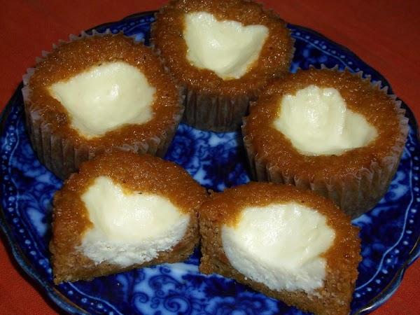 Cream Cheese Filled Sweet Potato Muffins Recipe