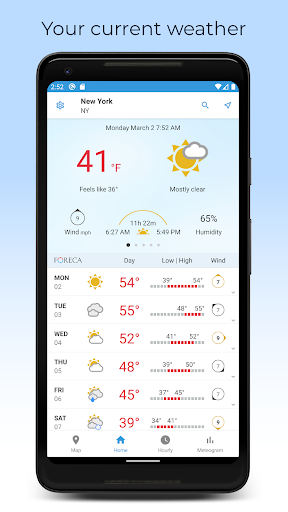 Foreca Weather Apk 1