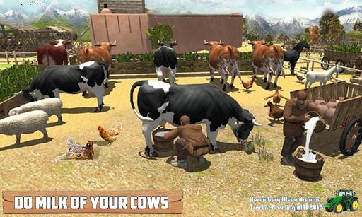 Nuremberg Mega Organic Tractor Farming SIM 2020 screenshots 3