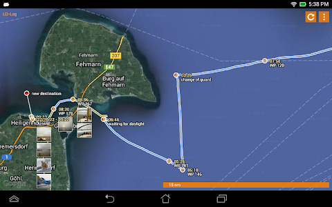 LD-Log - GPS Tracker & Logbook screenshot 20