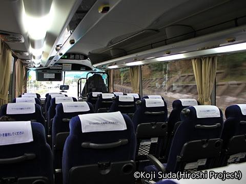 中国JRバス「浜田道エクスプレス」 ・626 車内_02