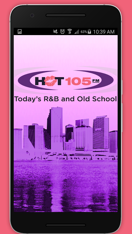 HOT 105 FM Miami- screenshot