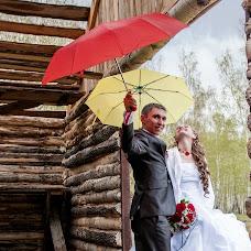 Wedding photographer Aleksey Voroncov (fotokor74). Photo of 12.06.2016