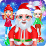 Santa Fulfill My Wishes On Christmas - Gifts Game APK icon
