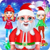 Santa Fulfill My Wishes On Christmas - Gifts Game