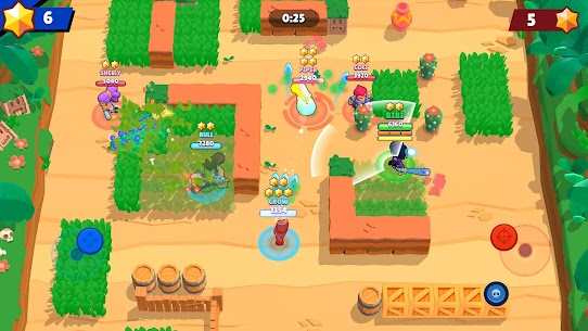 Brawl Stars Mod Apk 27.540 [Private Server + Unlimited Money] 6