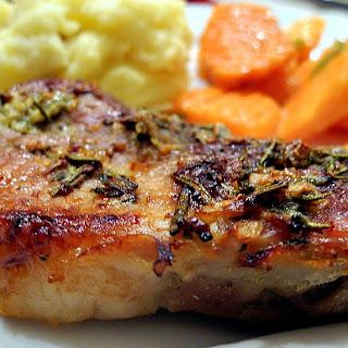 Buttermilk Herb Marinated Pork Medallions