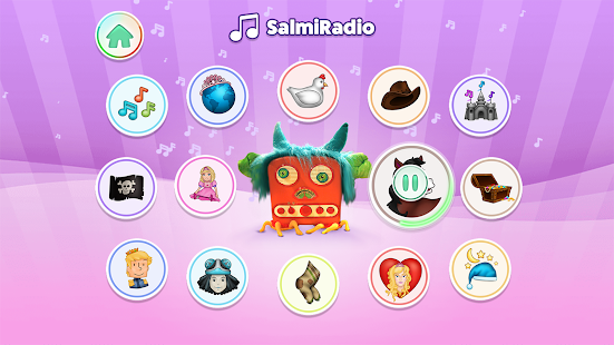 Salmigondis : Salmi-Music- screenshot thumbnail