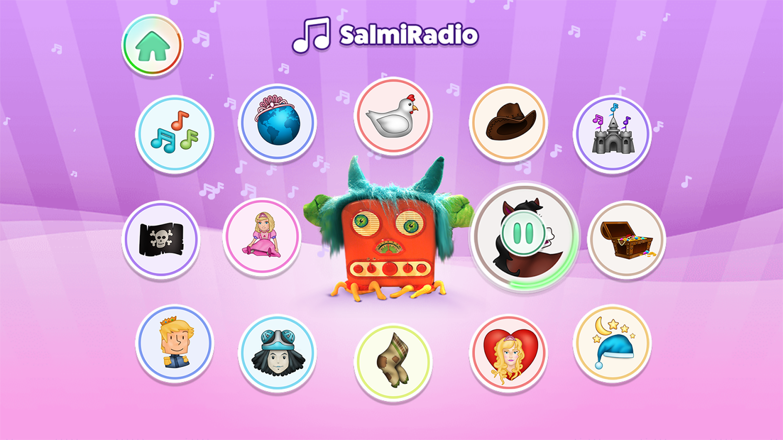 Salmigondis : Salmi-Music- screenshot
