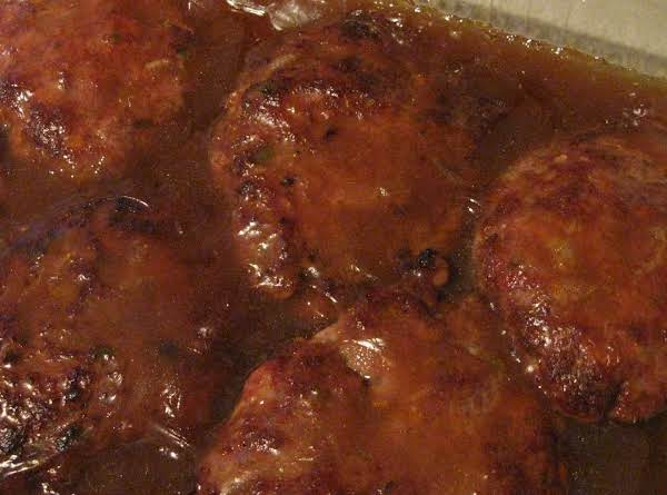 Homemade Salisbury Steak Is Always A Hit With My Family !