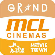 App Icon for MCL Cinemas - Ticketing App in Romania Play Store