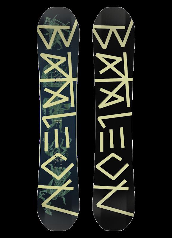 Bataleon Snowboards 2017-2018