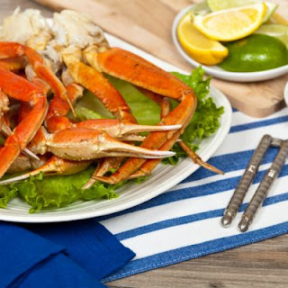 The Perfect Crab Legs