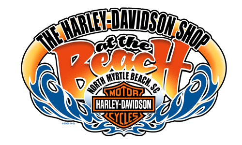 The Harley-Davidson Shop At The Beach
