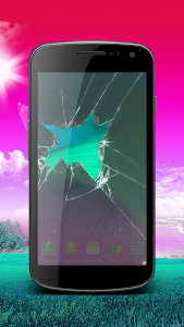 Broken Cracked Screen - Prank screenshot 1