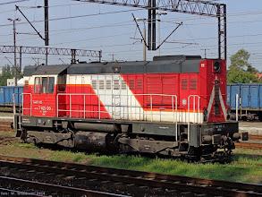 Photo: T448p-125 (DB Schenker Rail Polska) {Toruń Wschodni; 2014-08-13}