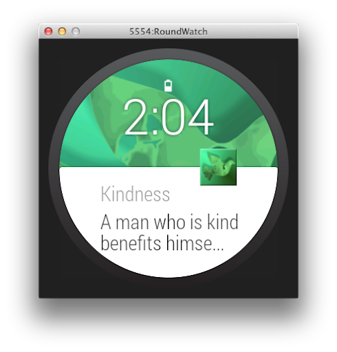 Words of Jesus Daily screenshot 4