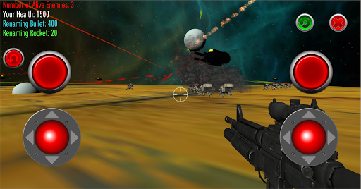 Robot Wars - Star Scene Droid Version 5 screenshots 5