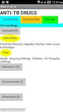 Anti-TB Drugs screenshot thumbnail