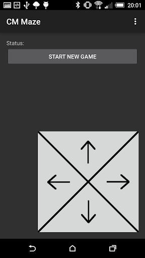 Maze for CM