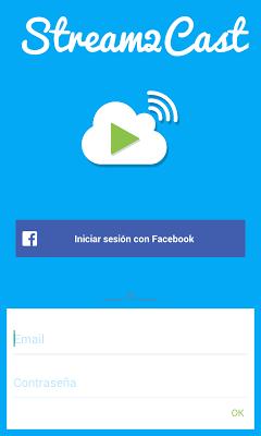 Stream2Cast PRO - screenshot