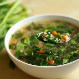 Vitamin Soup.