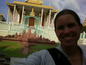 Photo: Mini Angkor Wat.
