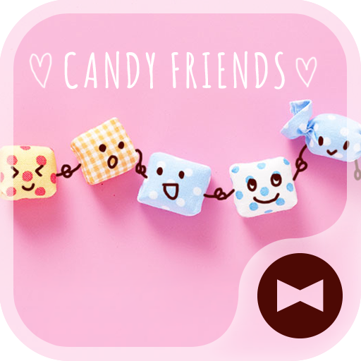 Sweets WallpaperCandy Friends Icon