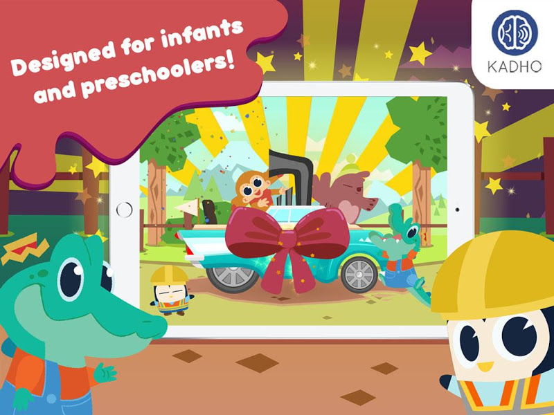 Скриншот Mochu Builds Cars