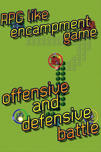 Make and play! EncampmentHero 1.1.0 Windows u7528 7