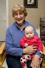 Photo: Grandma and Claire