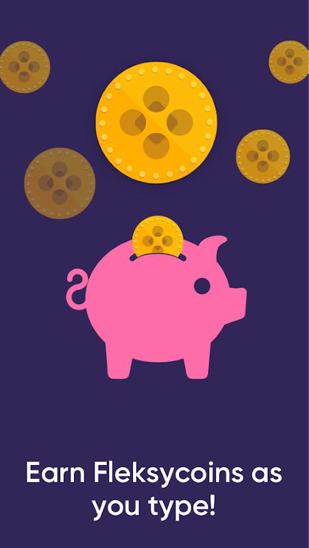 Fleksy: Fast Keyboard + Stickers, GIFs & Emojis screenshots