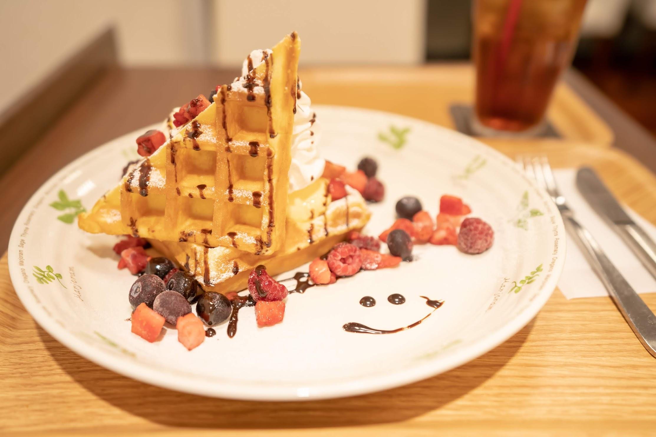 soLella Waffle