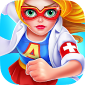 Superhero Doctor 3 ER Surgery