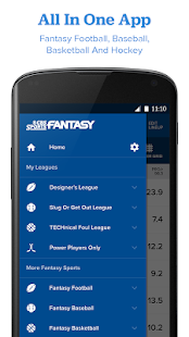 CBS Sports Fantasy Screenshot 2